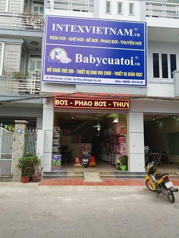 Địa chỉ Intex Việt Nam  - Chi nhánh Hải Phòng